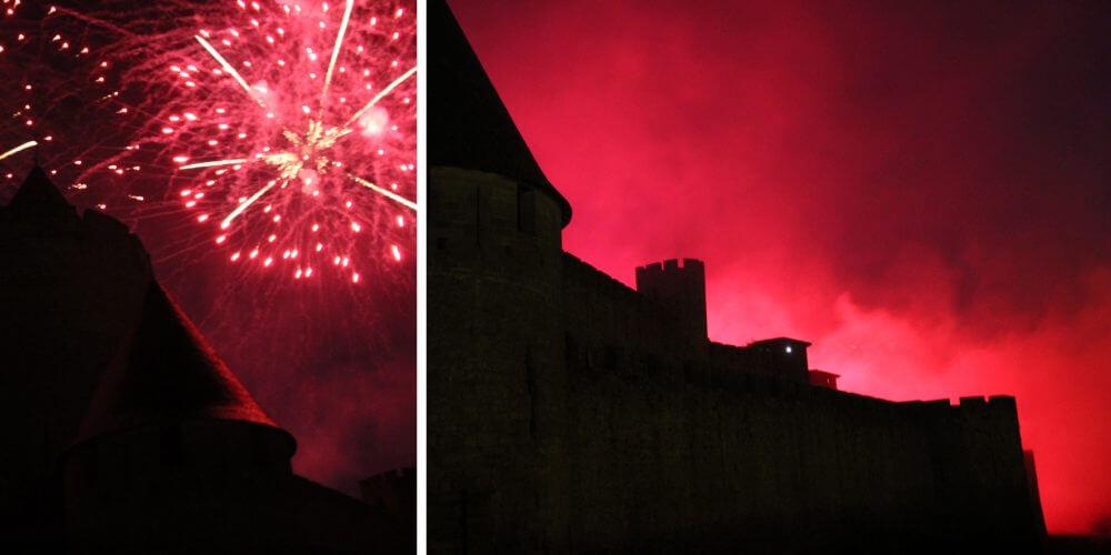 14 July Carcassonne