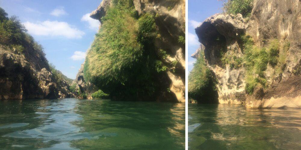 Canyoning Hérault Gorge