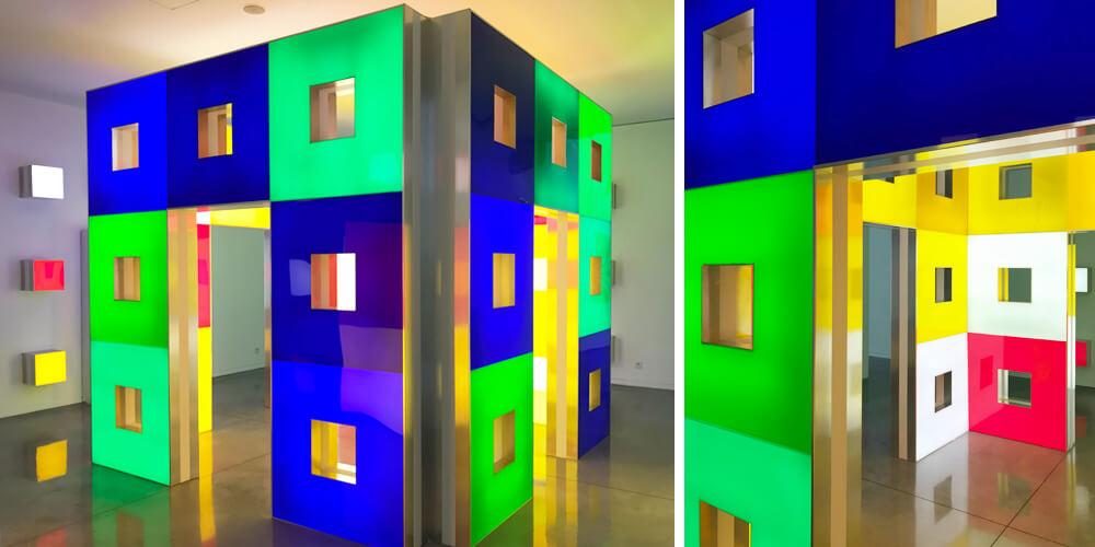 Contemporary Art Museum Sérignan