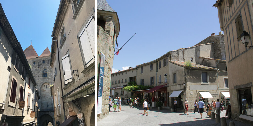 La Cité Carcassonne