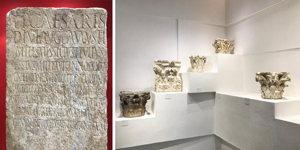 Musée de la Romanité Nîmes