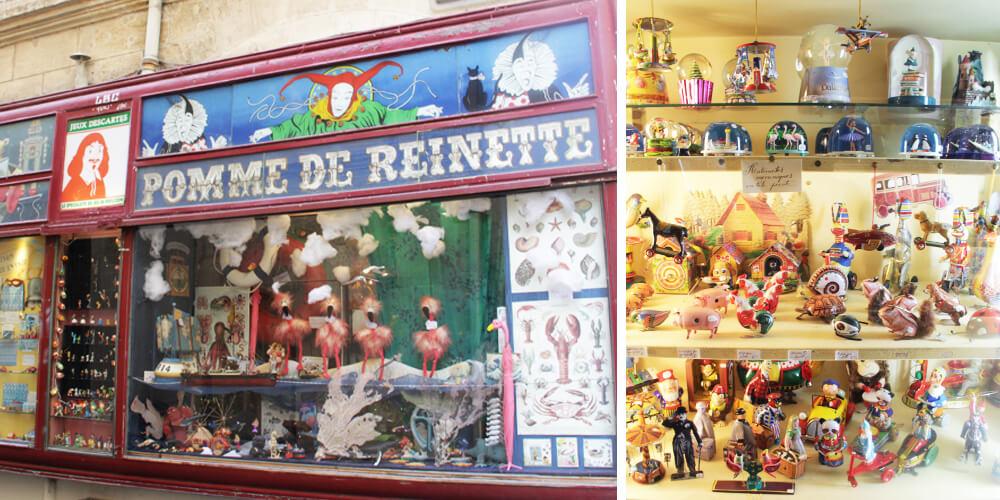 Montpellier shopping