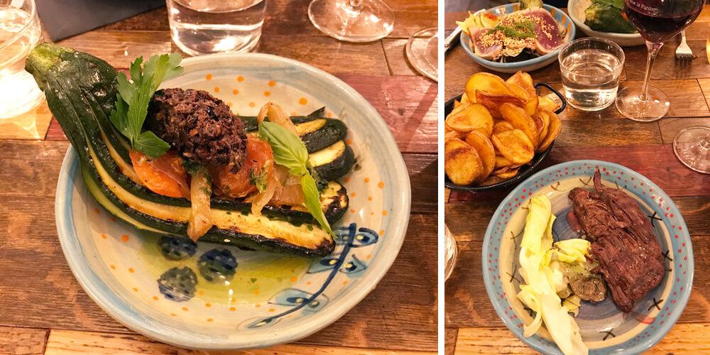 restaurant Comme un Dimanche sous le Figuier Montpellier
