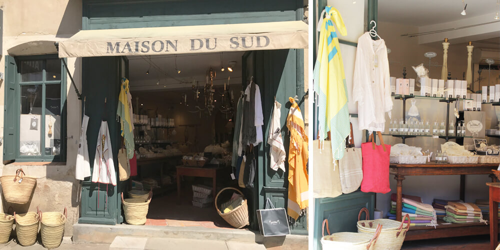 Carcassonne shopping guide