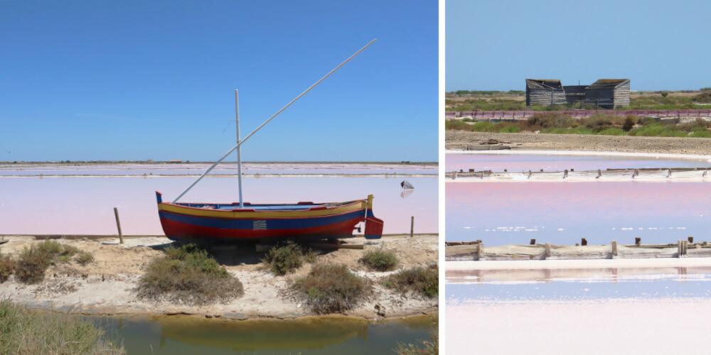 Le Salin de l'Île Saint Martin in Gruissan