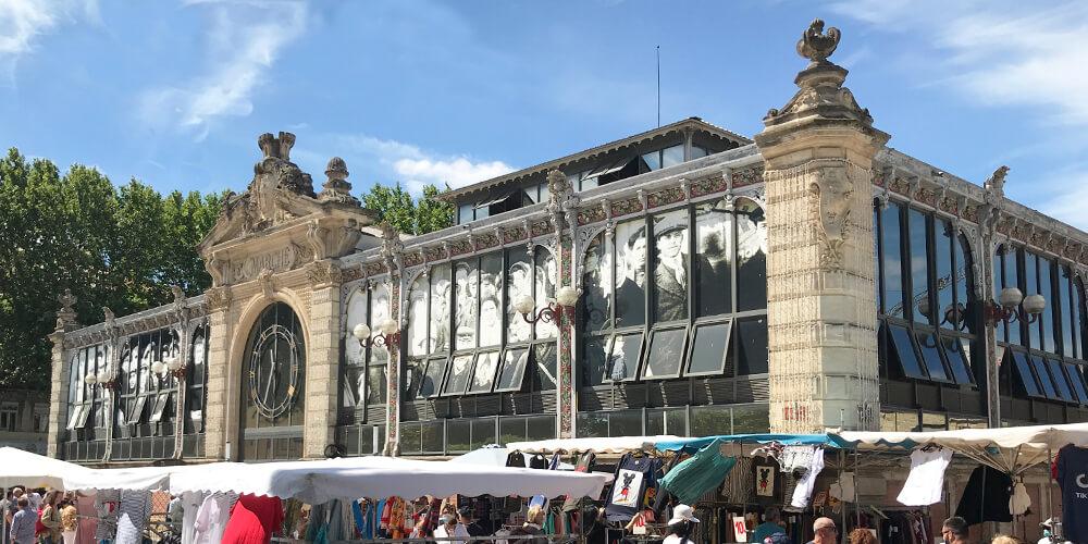 Les Halles of Narbonne