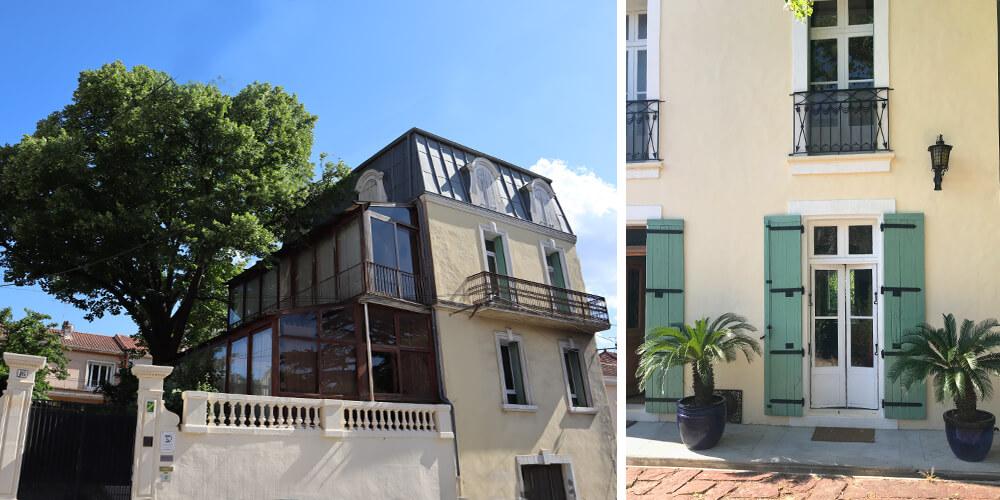 Villa Kumquats in Béziers