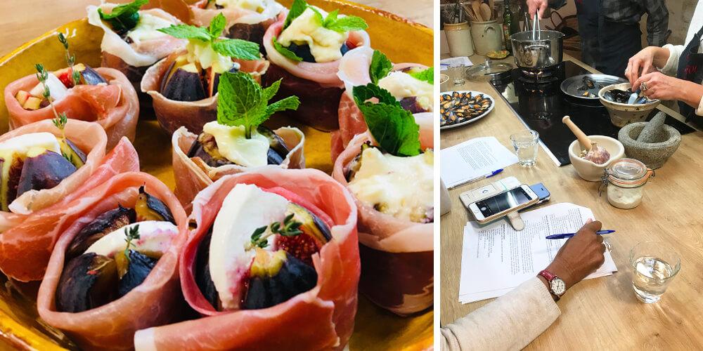 Le Pistou Cooking School Uzès