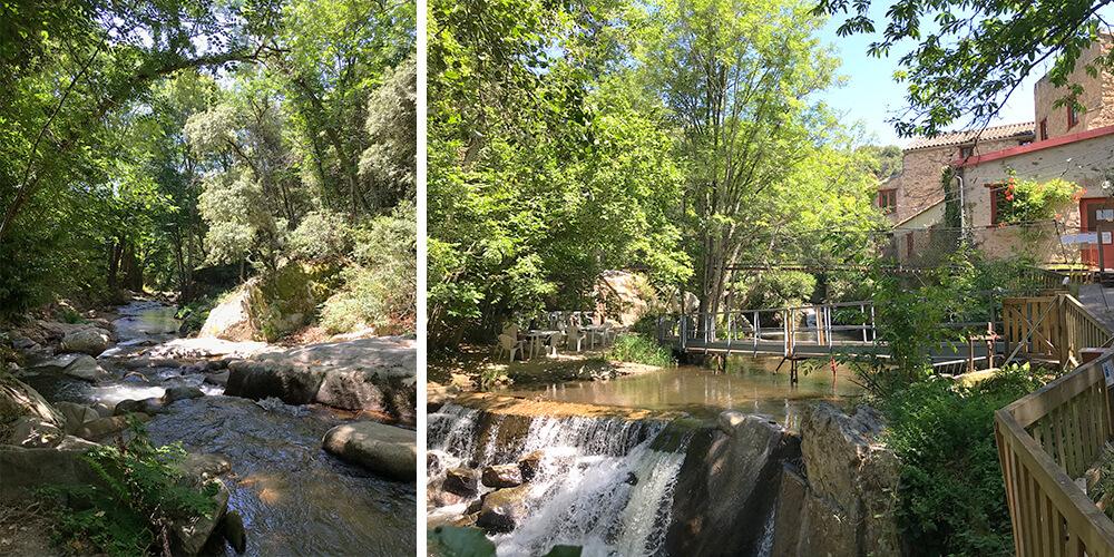 Le Moulin à Papier Brousses-et-Villaret