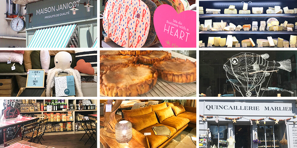 Shopping guide to Sète
